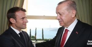 Macron: AB, Türkiye ile diyaloğa hazır