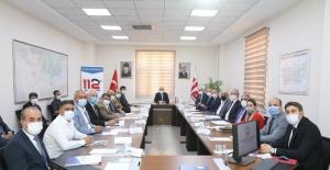 Mardin'de istihdam toplantısı yapıldı