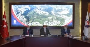OMÜ'de yeni akademik yılın ilk güvenlik koordinasyon toplantısı