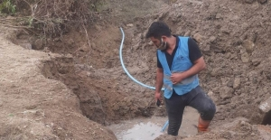 Safranbolu'da su kesintisine önlem alındı