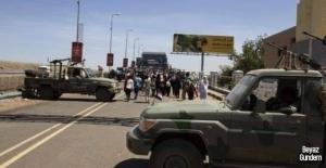 Sudan'da geçici hükümet karşıtı protesto
