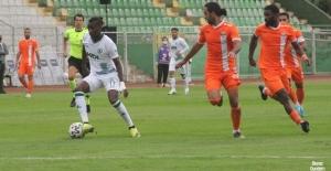 TFF 1. Lig: Giresunspor: 4 - Adanaspor: 3 (Maç sonucu)