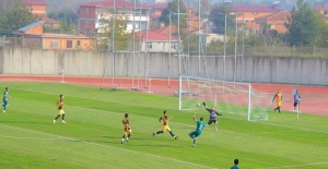 TFF 3. Lig: Çarşambaspor: 5 - Arhavispor: 0
