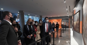 Ünlü isimler Fetih Müzesi'ne hayran kaldı