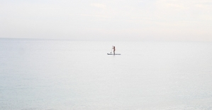Antalya'da yerleşik yabancıların kasımda deniz keyfi
