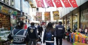 Aydın'da bir günde 81 bin 950 liralık Korona virüs cezası