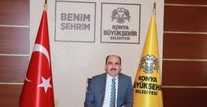 Başkan Altay, öğretmenlerle görüştü
