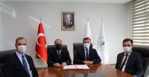 """""""Bilim ve Teknoloji Tabanlı Gelişim Projesi""""nde imzalar atıldı"""