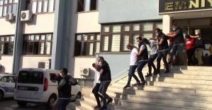Denizli'de uyuşturucu ticareti yapan 23 şahıs gözaltına alındı
