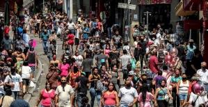 Dünya'da en çok ölümün yaşandığı 2. ülke Brezilya'da salgının önüne geçilemiyor