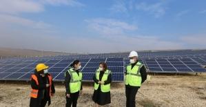 Gaziantep'te çevreci yatırımlarla temiz yarınlar hedefliyor