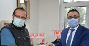 İzmir'de kurtarma çalışmalarına katılan personele başarı belgesi verildi