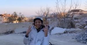 Kalani Brown Kapadokya'da