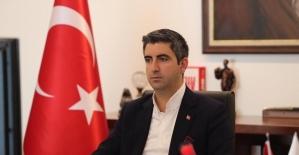 Kartal Belediye Başkanı Gökhan Yüksel, Uluslararası Kongre'de konuştu