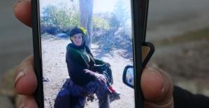 Kaybolan kadın için arama ve kurtarma çalışmaları başladı