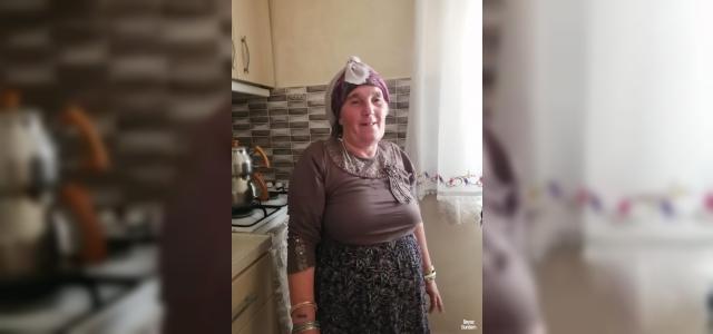 Kayıp kadın beldeye iki kilometre mesafede bulundu