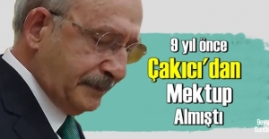 Kılıçdaroğlu 9 sene önce Çakıcı'dan mektup almış!