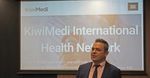 Kiwimedi sağlık turizmi kavramını yeniden yazıyor
