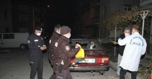 Konya'da polis sokakta tüfekle ateş eden şehir magandasını arıyor