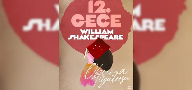 Okuma Tiyatrosu, W. Shakespeare'in '12. Gece'si ile devam ediyor