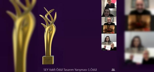 SEY Vakfı Tasarım Yarışması'nın kazananları açıklandı