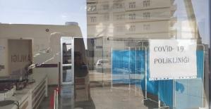 Silvan'da 2 günde 58 kişi korona virüse yakalandı
