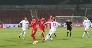 TFF 1. Lig: Balıkesirspor: 1 - Ümraniyespor: 1