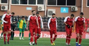 Ziraat Türkiye Kupası: Fatih Karagümrük: 0 - Esenler Erokspor: 3