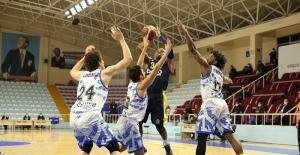 Basketbol Süper Ligi: Büyükçekmece Basketbol: 93 - Fenerbahçe Beko: 91