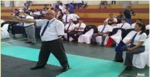 Karatede engelli hakem devri başlıyor