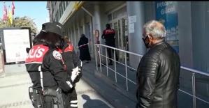 Sigara yasağını ihlal eden Bulgar turiste cezai işlem uygulandı