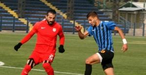 TFF 2. Lig: Karacabey Belediyespor - Pendikspor: 1-0