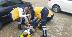 112 acil servis ekipleri, sokağa çıkma kısıtlamalarında vakalara daha hızı ulaştı