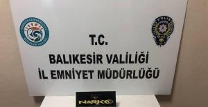Balıkesir polisinden uyuşturucu operasyonları: 18 gözaltı