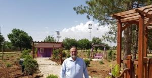 """Başkan Güven; """"Türkiye'de ilk arı evini Afşin'de kuracağız"""""""
