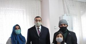 Başkan Öz'den derman belediyecilik örneği
