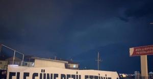 Boluspor taraftarından pankartlı tepki