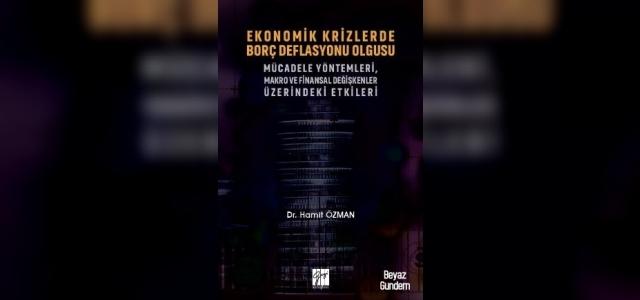 Dr. Hamit Özman'ın Kitabı yayınlandı