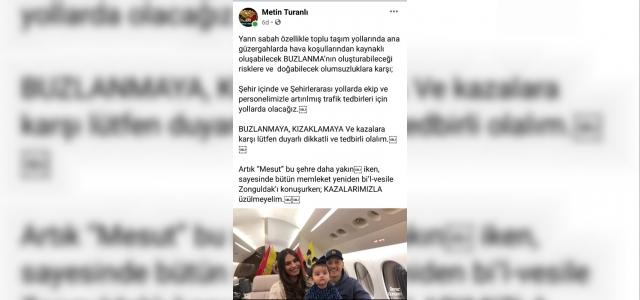 Emniyet müdüründen Mesut Özilli...