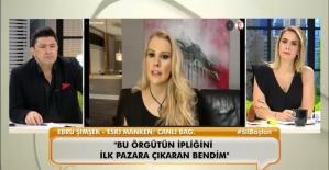 Eski manken Ebru Şimşek'ten Adnan Oktar hakkında çarpıcı açıklamalar