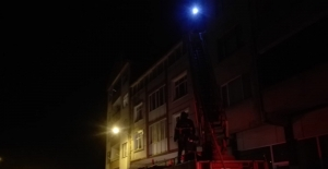 Halk Eğitim Merkezi'nde yangın paniği