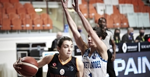 Kadınlar Euroleague: Basket Landes:...