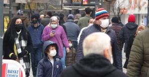 Karabük'te günlük vaka sayısı 4'e düştü, risk haritası yeşile döndü