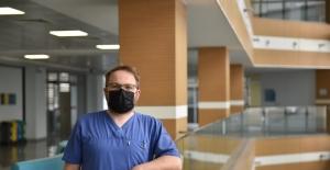 Korona virüsü ağır atlatmış sağlık çalışanlarından vatandaşlara uyarı