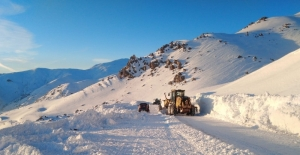 Köy yolları yeniden ulaşıma açılıyor