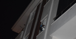 Malatyada 3üncü katın penceresinden...