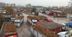 Malatya'da şeker üretiminin son günleri