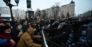 Navalnyin karargah koordinatörü...