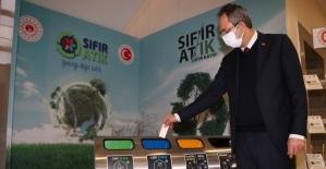 Sıfır atık projesi kapsamında Sultanbeyli'de 564 ton atık toplandı