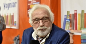 Ünlü tarihçi yazar Yavuz Bahadıroğlu...